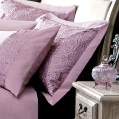 Heather Chloe Rose Collection Oxford Pillowcase