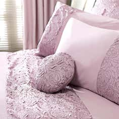 Heather Chloe Rose Collection Round Boudoir Cushion