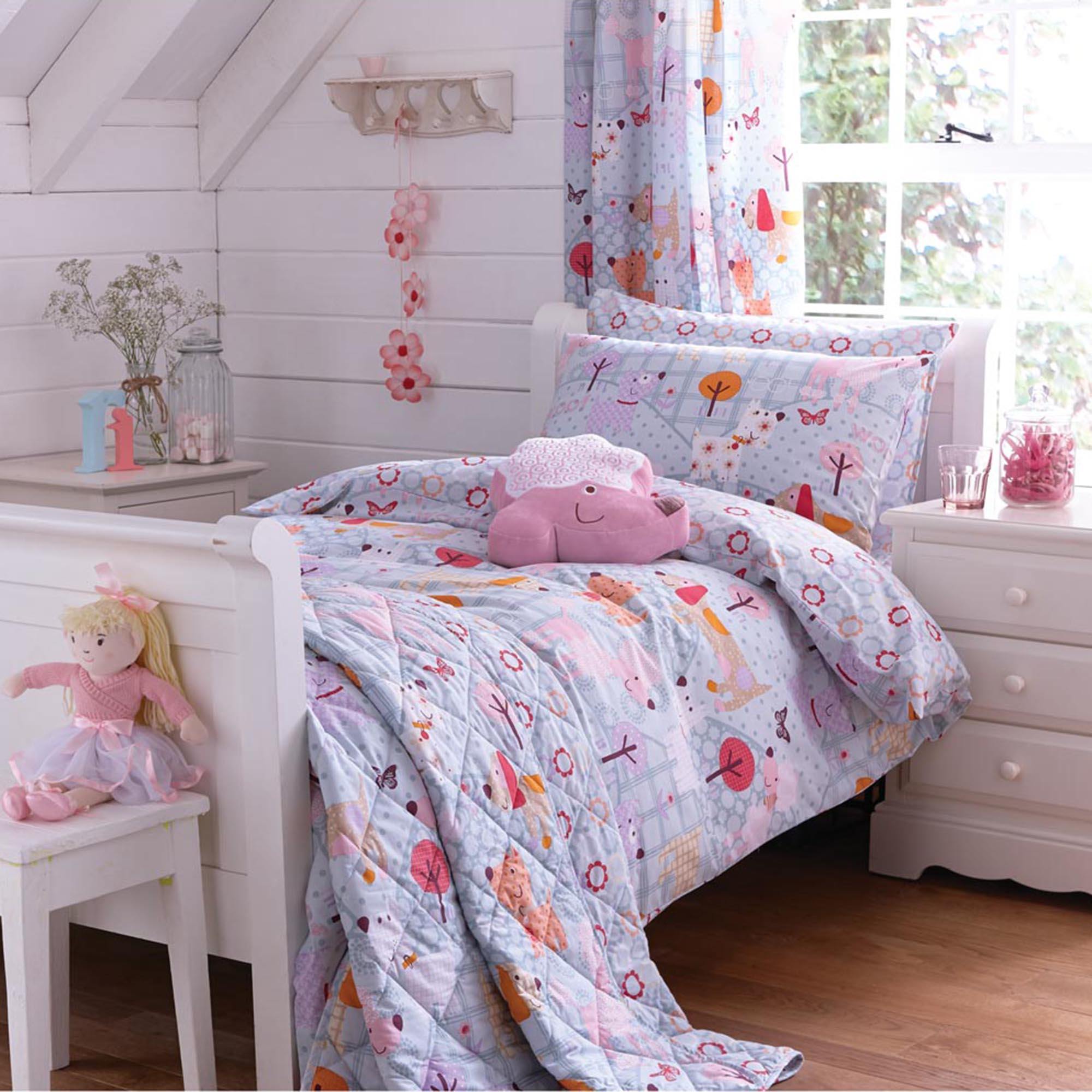 Kids Fifi and Friends Collection Duvet Cover Set