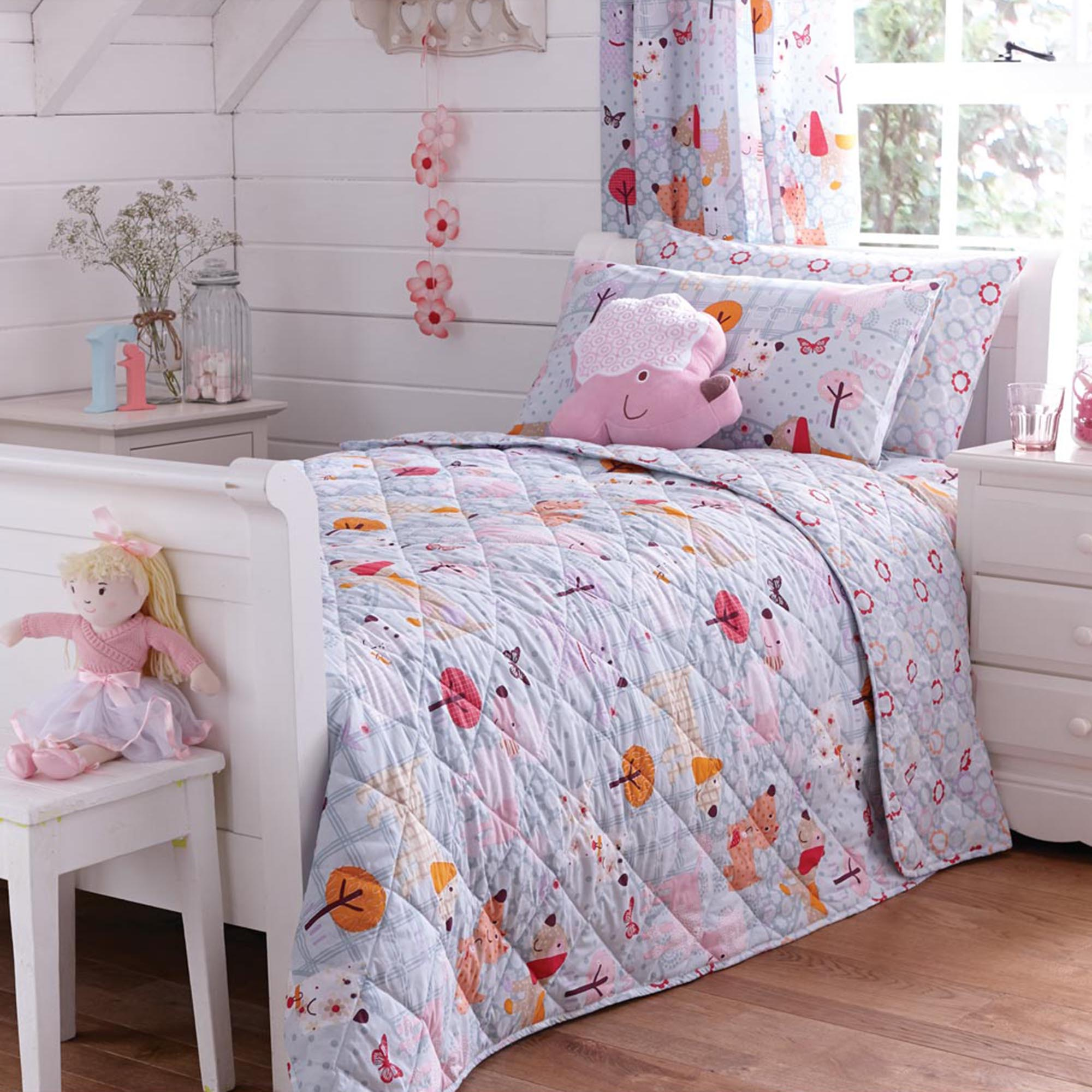 Kids Fifi and Friends Collection Bedspread