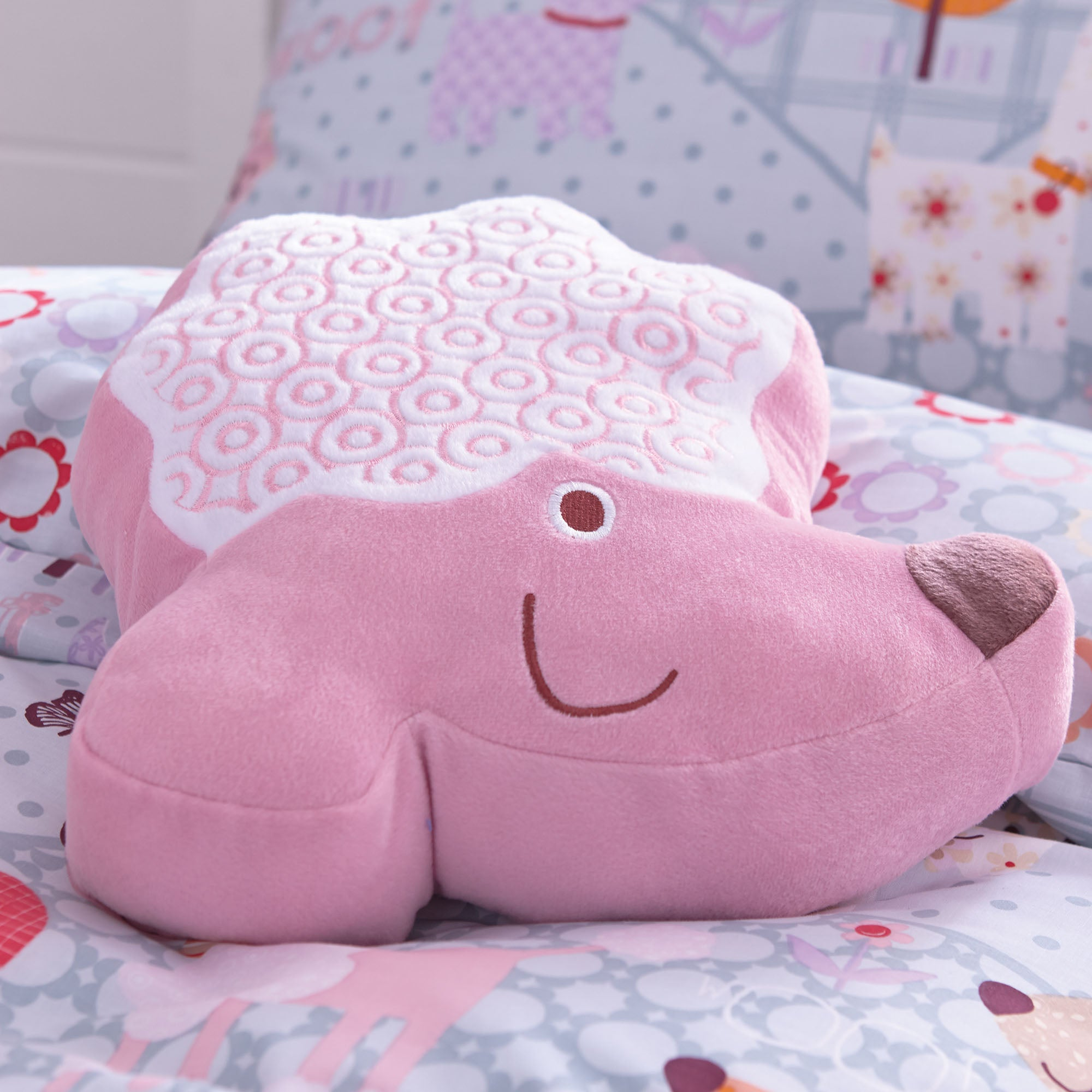 Kids Fifi and Friends Collection 3D Cushion