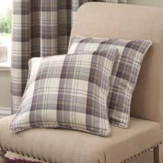 Mauve Balmoral Collection Cushion