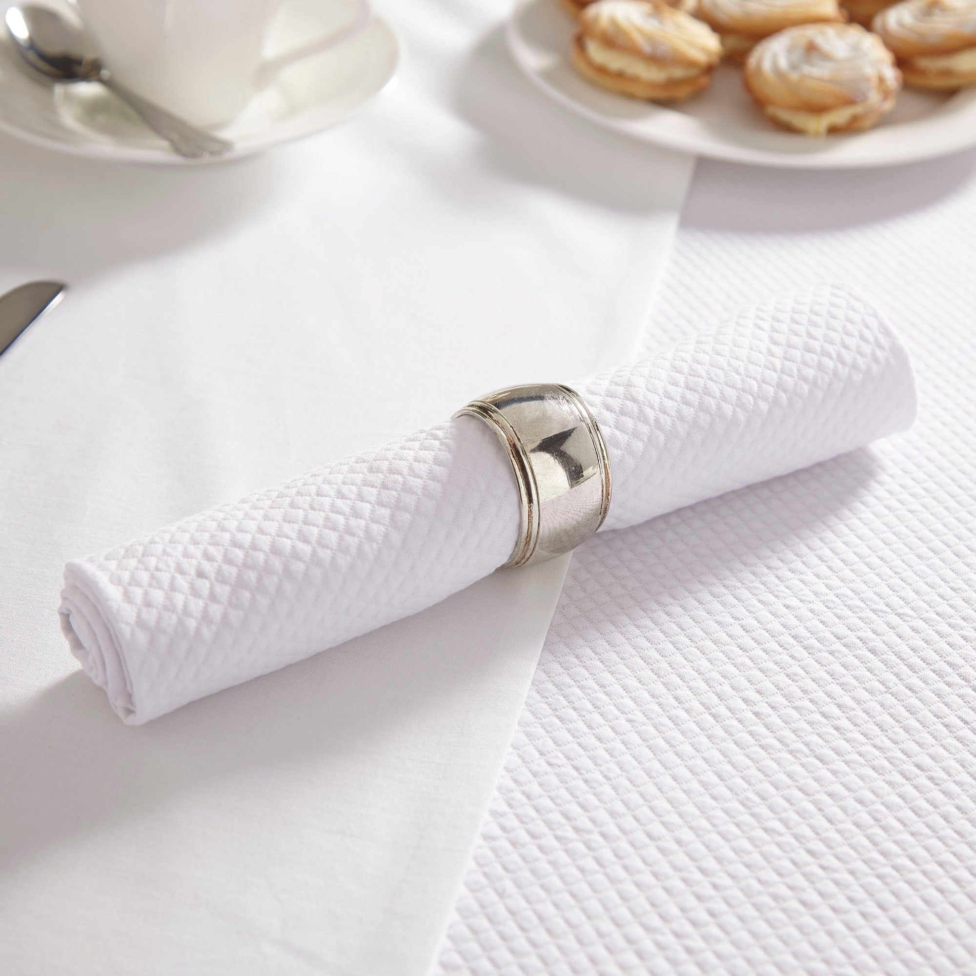 Dorma Henley Collection Pack of 4 Napkins
