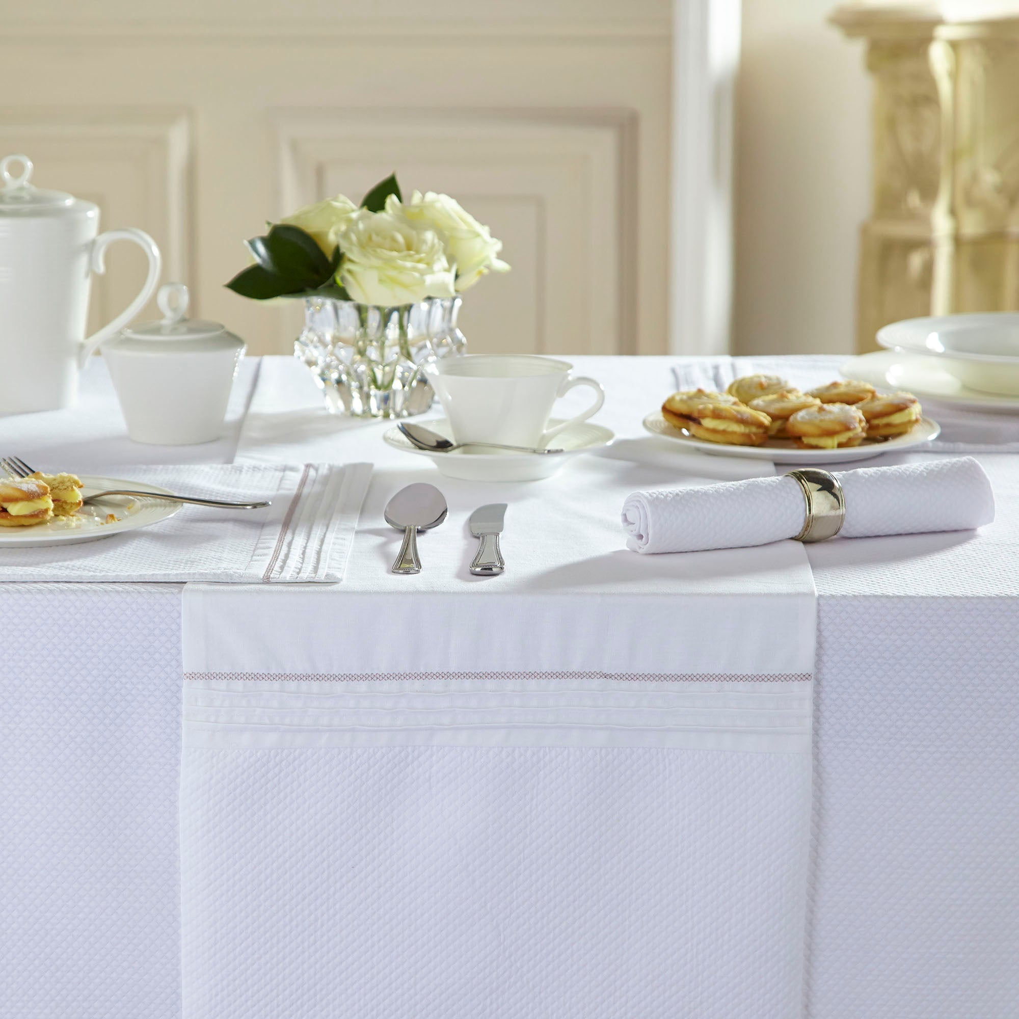 Dorma Henley Collection Tablecloth