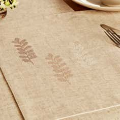 Natural Fern Placemat