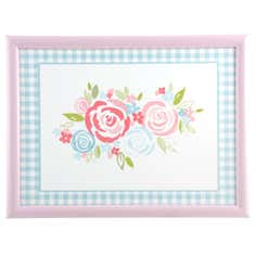Candy Rose Collection Lap Tray