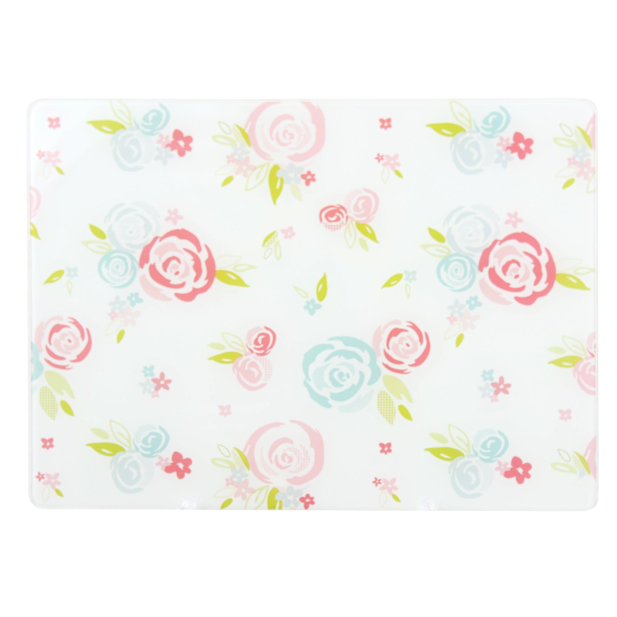 Pink Candy Rose Collection Floral Worktop Saver