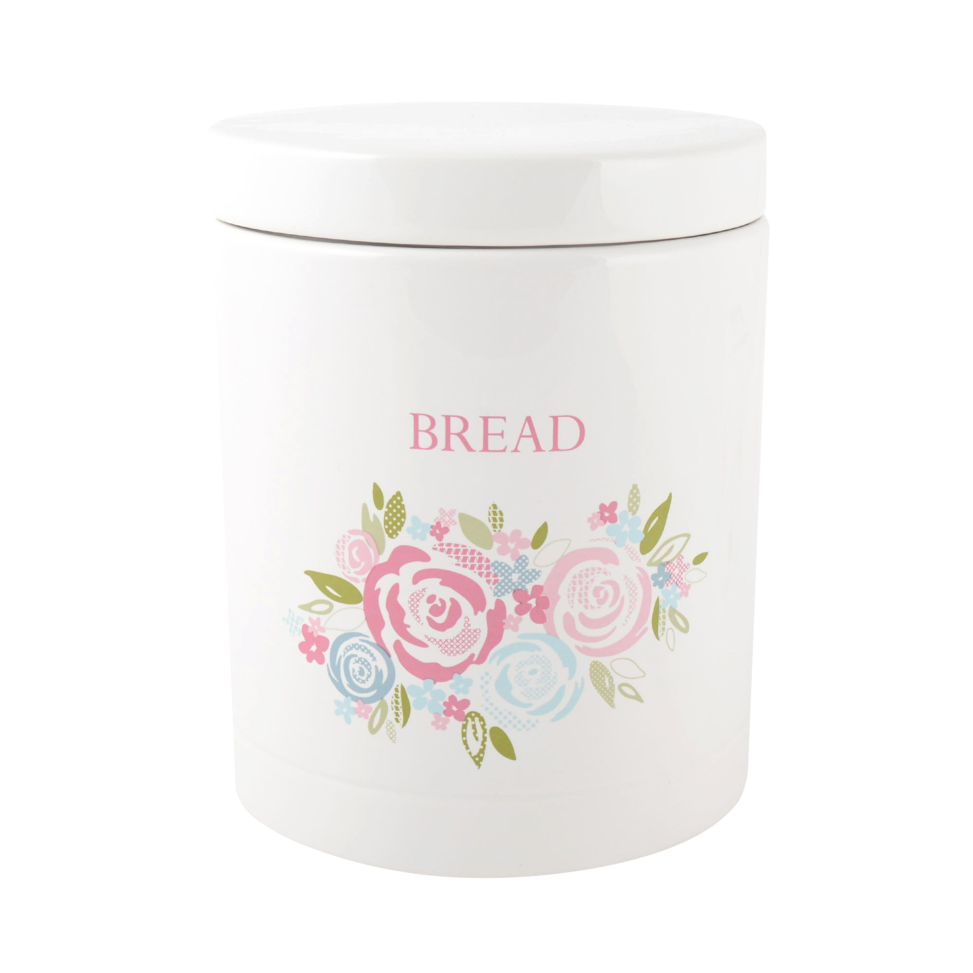 Candy Rose Collection Bread Bin