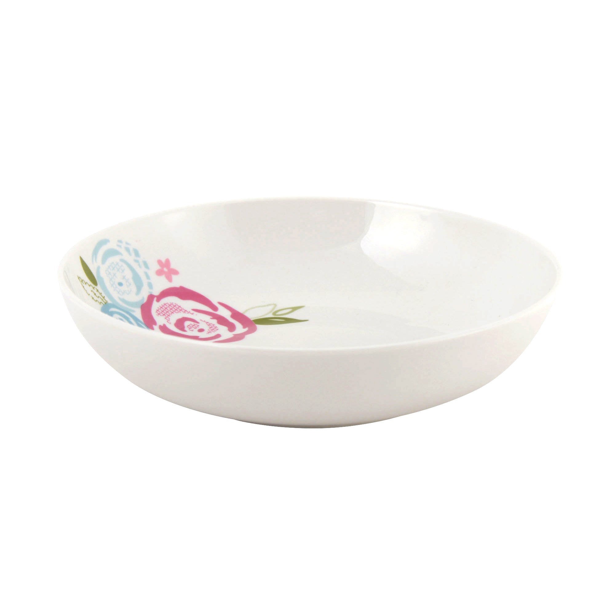 Candy Rose Collection Pasta Bowl