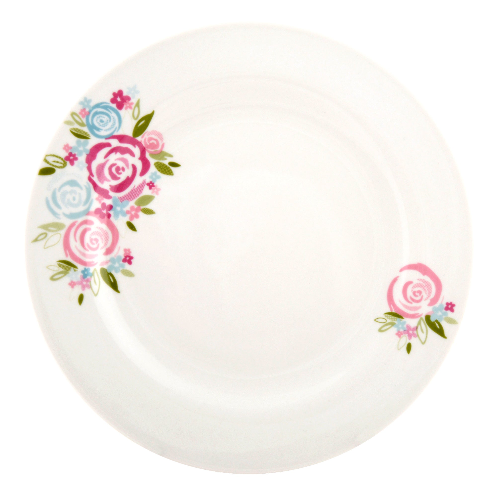 Candy Rose Collection Dinner Plate