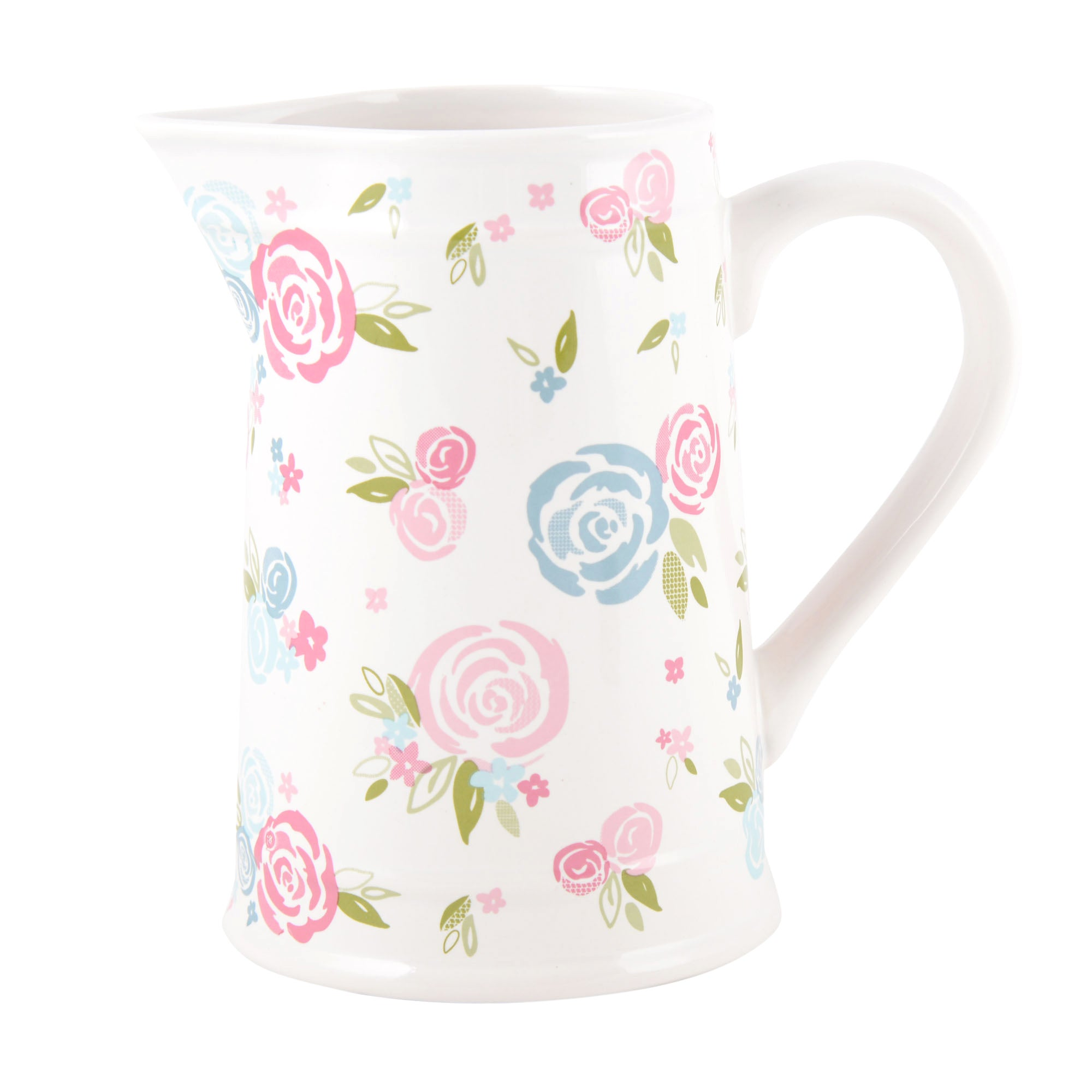 Candy Rose Floral Collection Jug