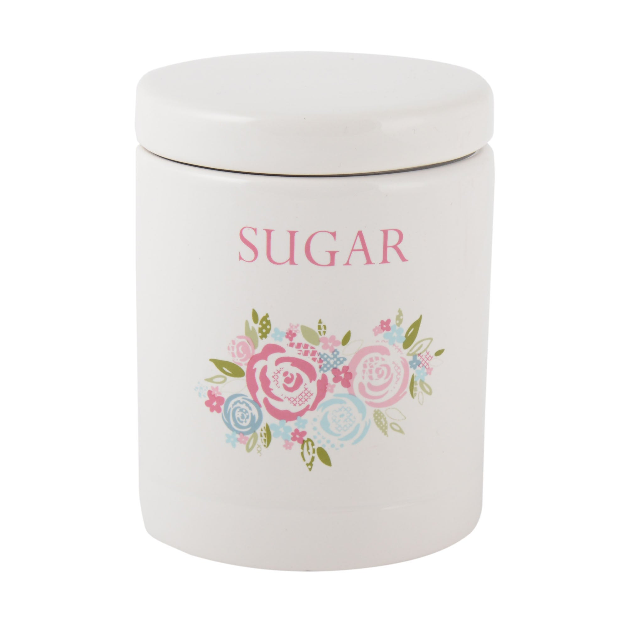 Candy Rose Collection Sugar Storage Jar