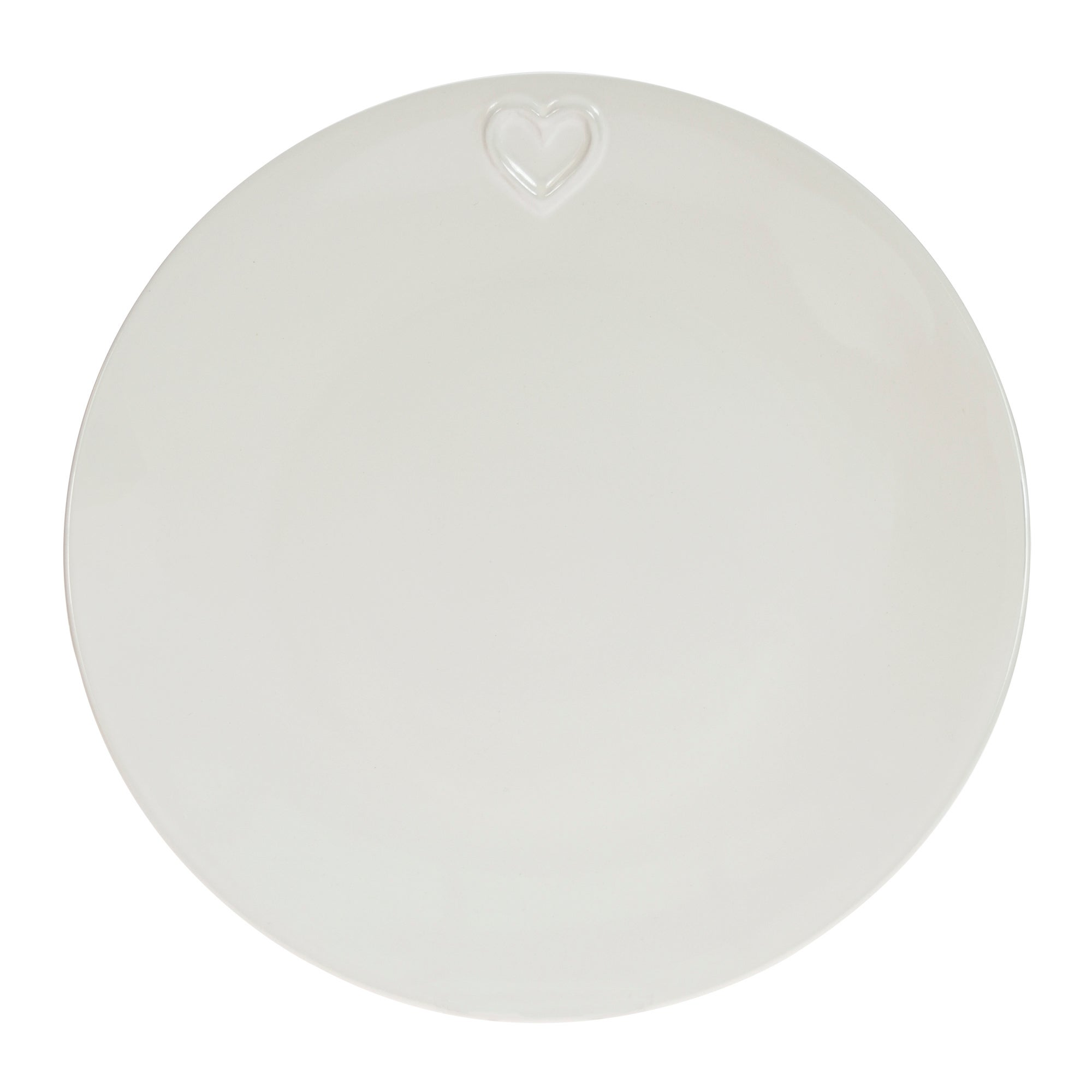 Country Heart Collection Dinner Plate