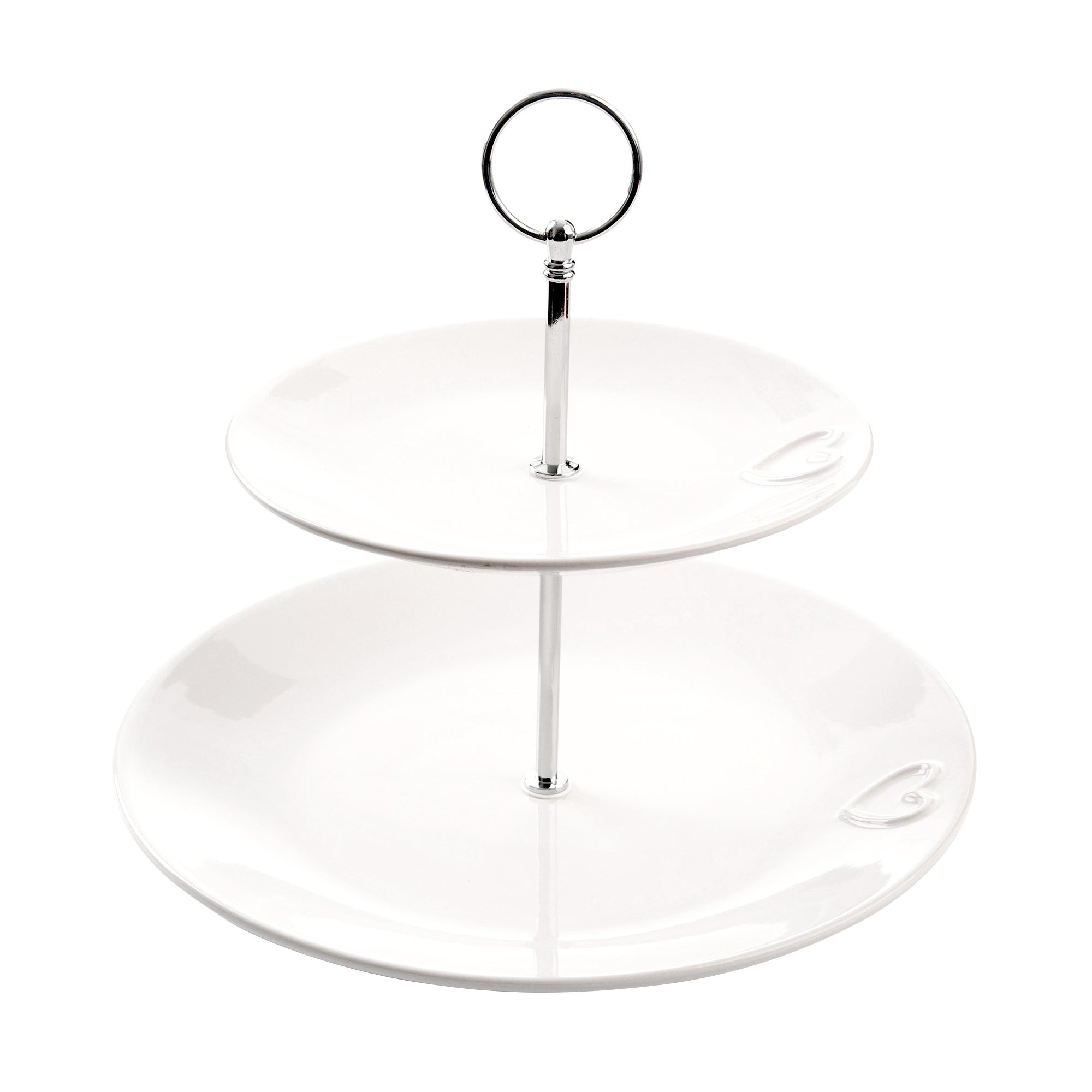 Country Heart Collection Cake Stand