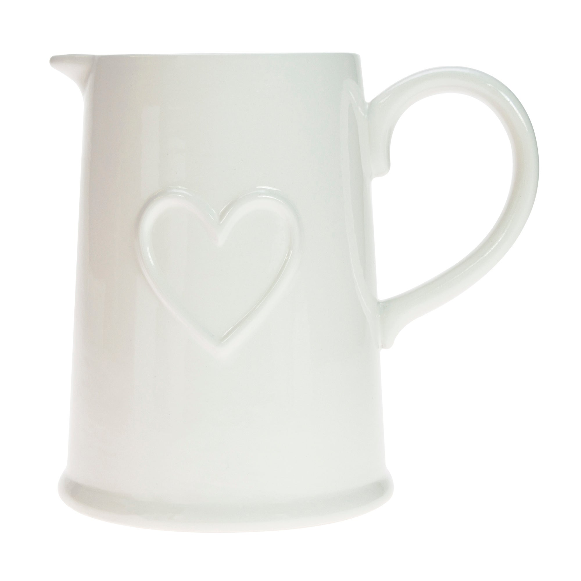 Country Heart Collection Jug