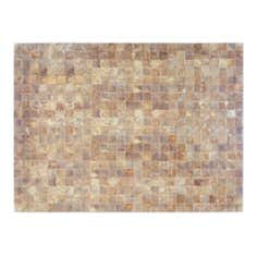 Pack of 2 Printed Mosaic Placemats
