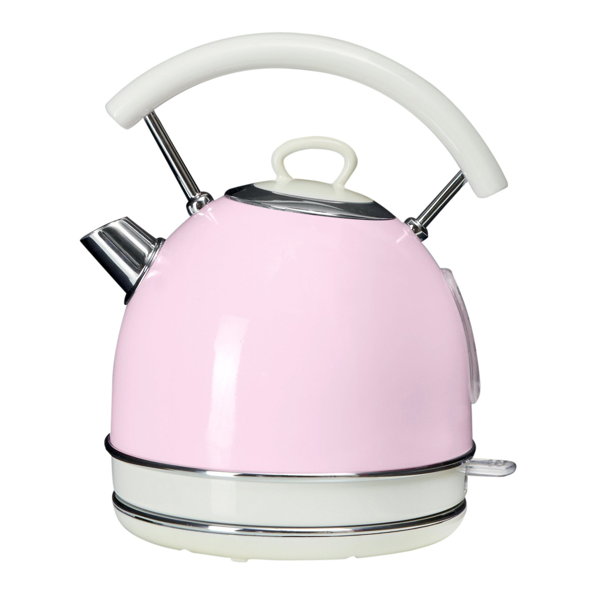 Candy Rose Collection Pink Traditional Kettle