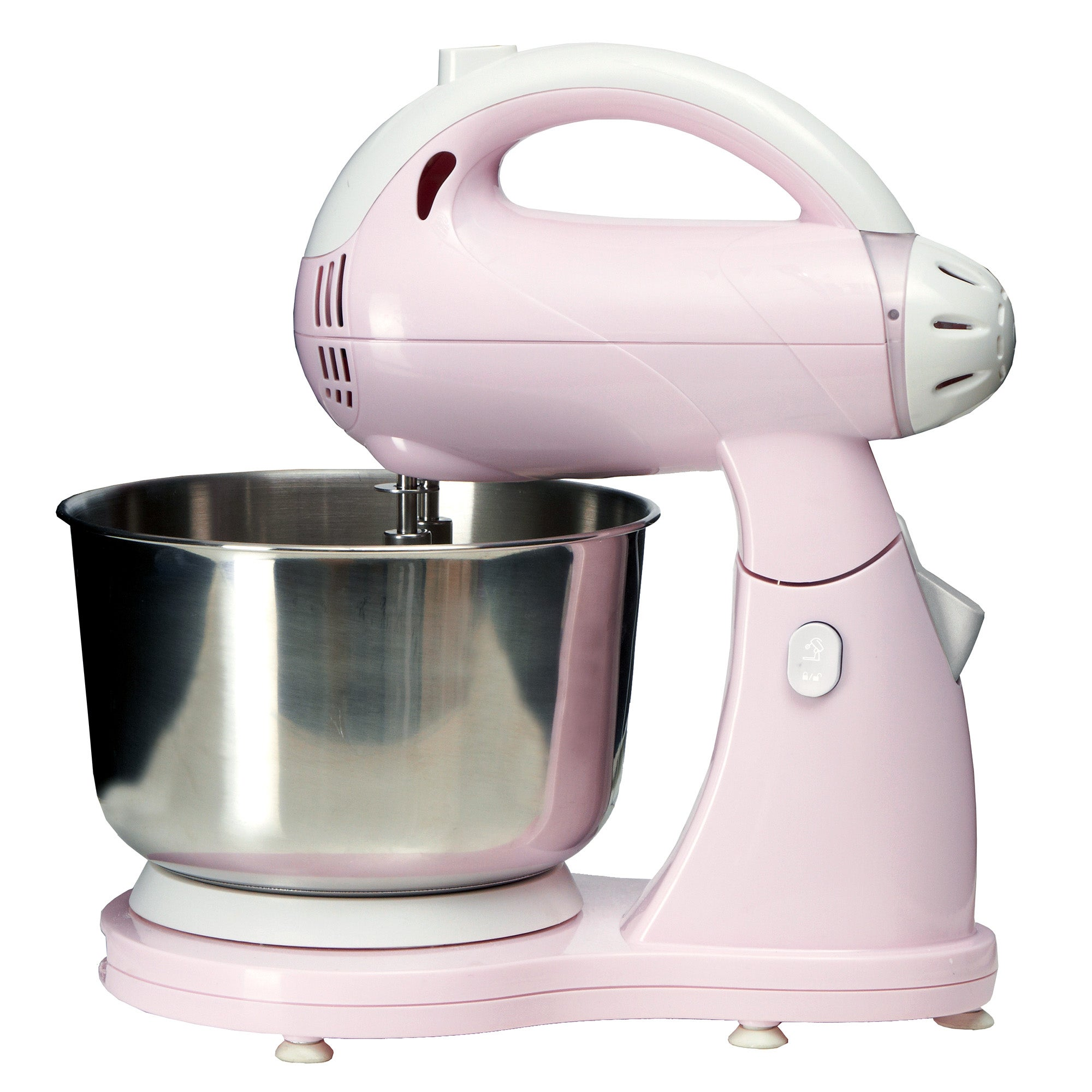 Candy Rose Collection Pink Stand Mixer