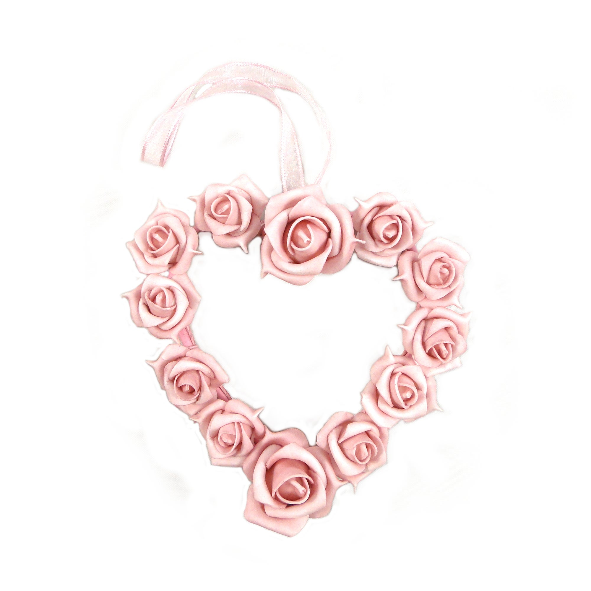 Rose Wedding Heart
