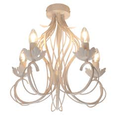 Evie 5 Light Ceiling Fitting