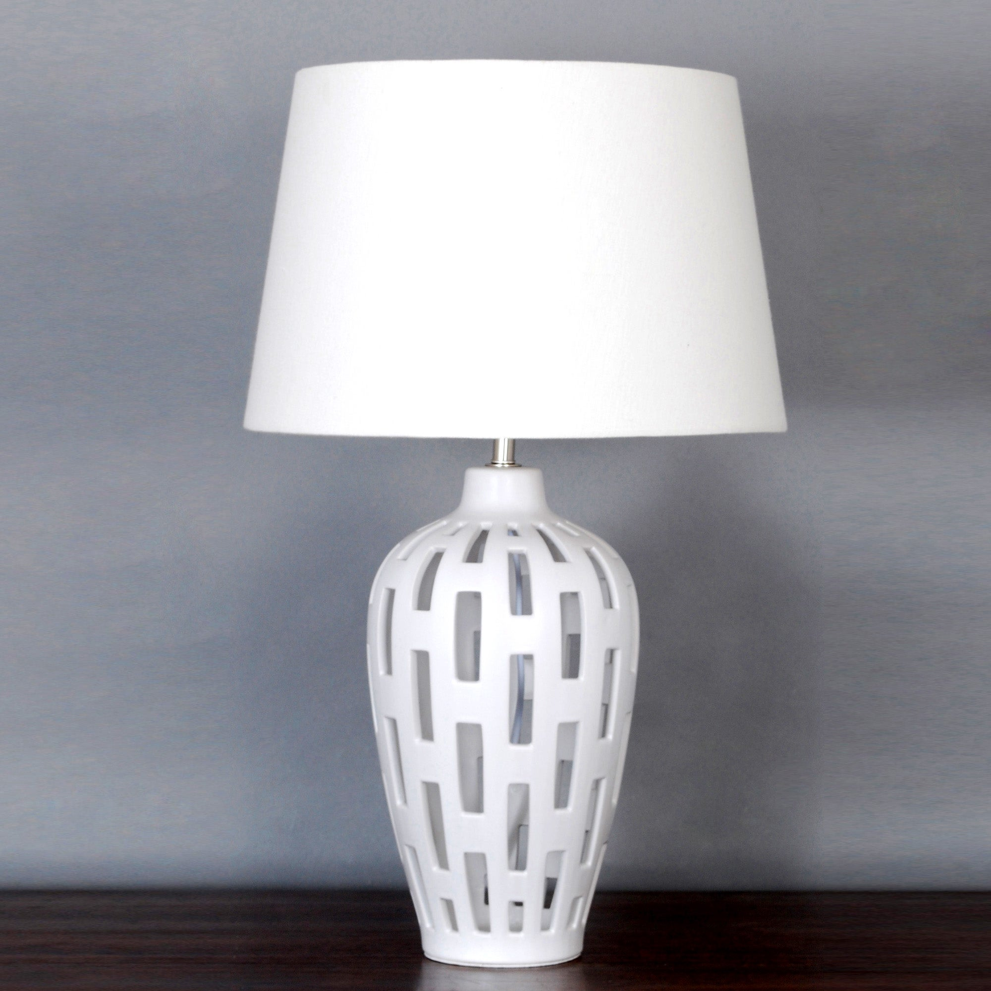 Leon Urban Cut Out Table Lamp