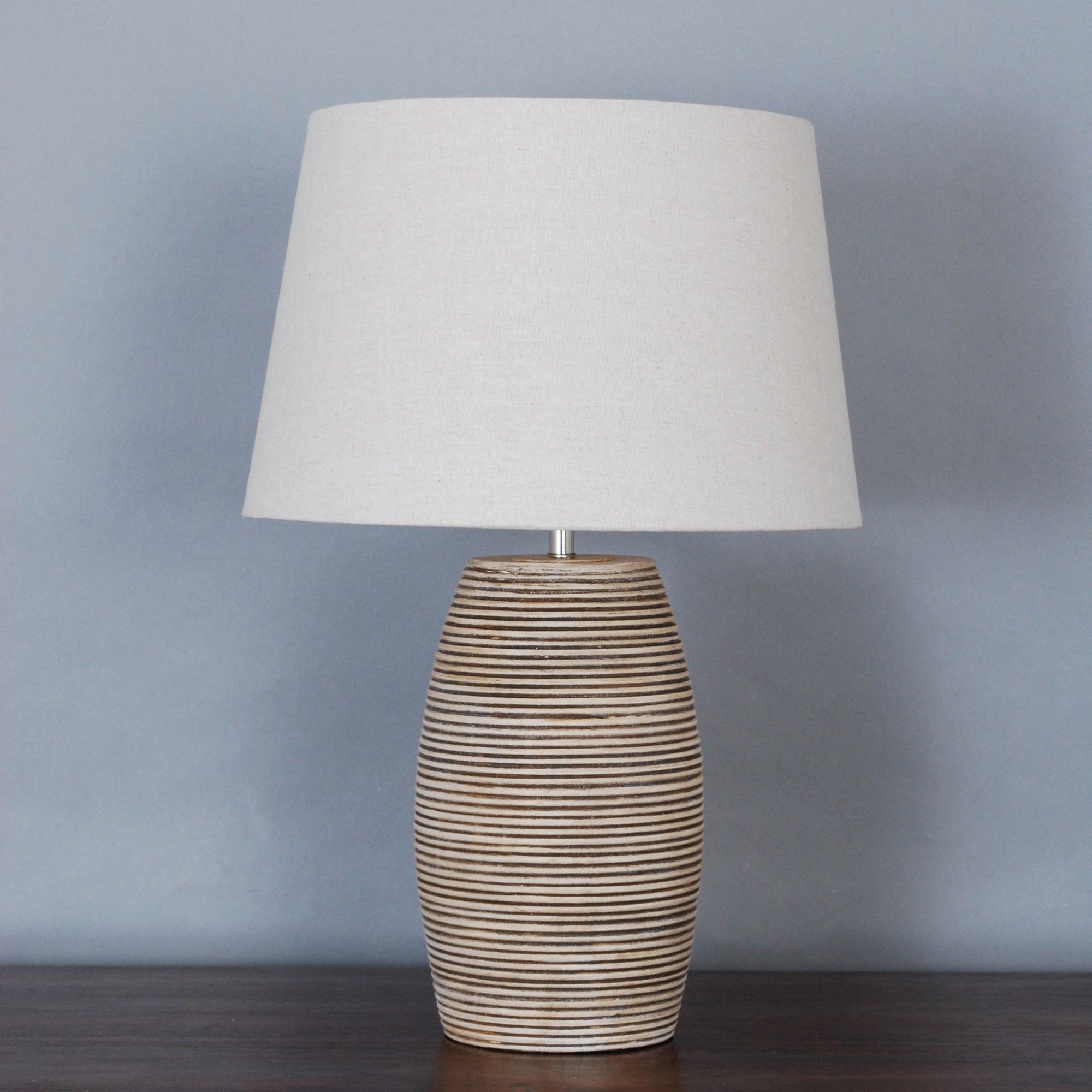 Andora Swirl Table Lamp