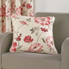 Vivien Collection Piped Cushion