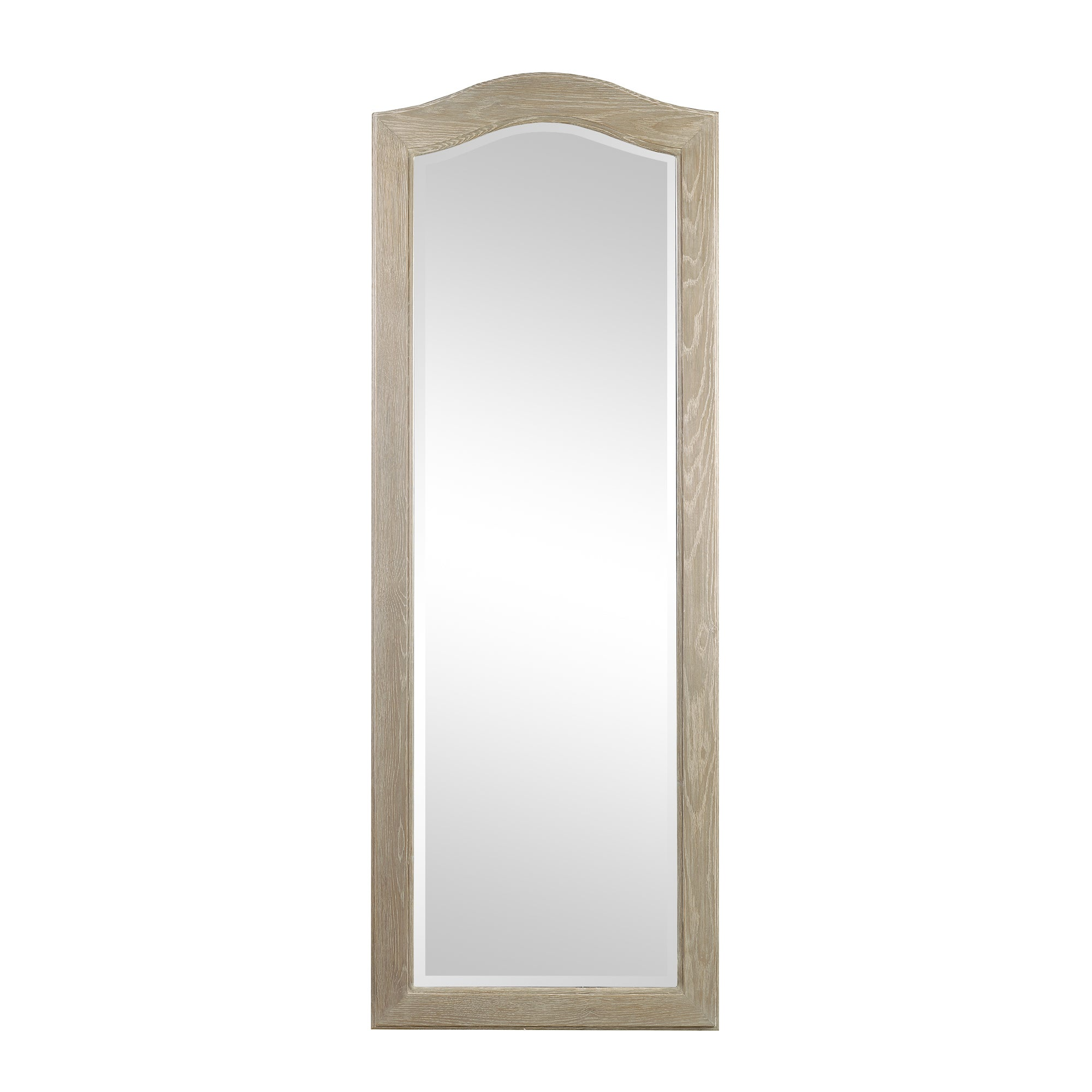 Annabelle Grey Wash Oak Mirror