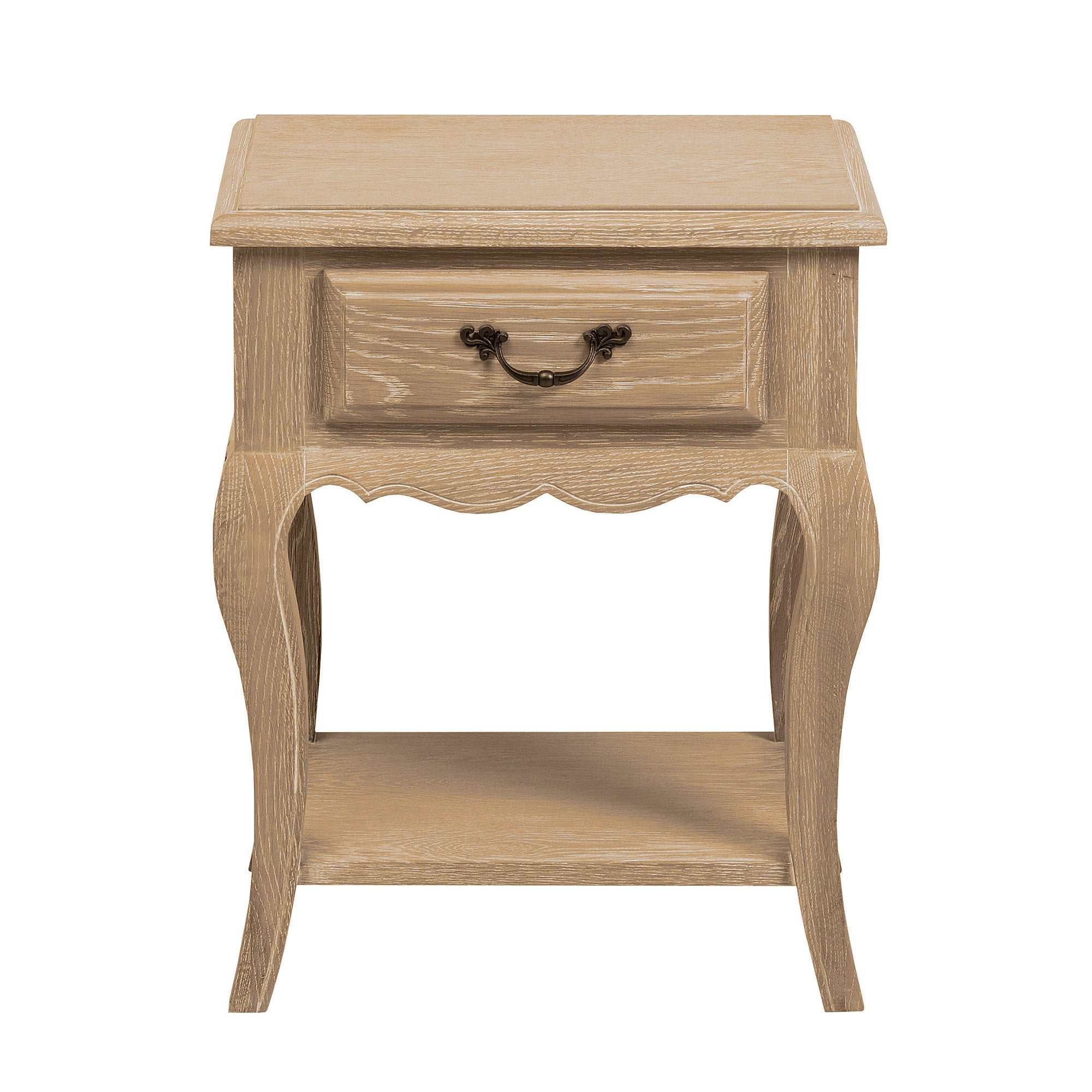 Annabelle Natural Oak Nightstand