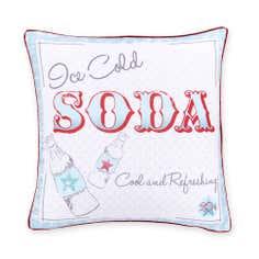 Soda Cushion