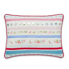 Decorative Ribbons Cushion
