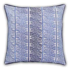 Blue Bazaar Embroidered Cushion