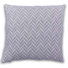 Craie Herringbone Cushion