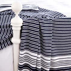 Nautical Stripe Throw