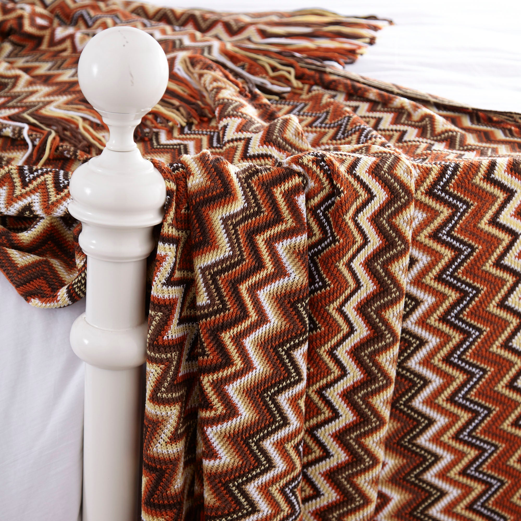Tribal Lux Throw