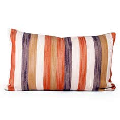 Terracotta Madison Stripe Cushion