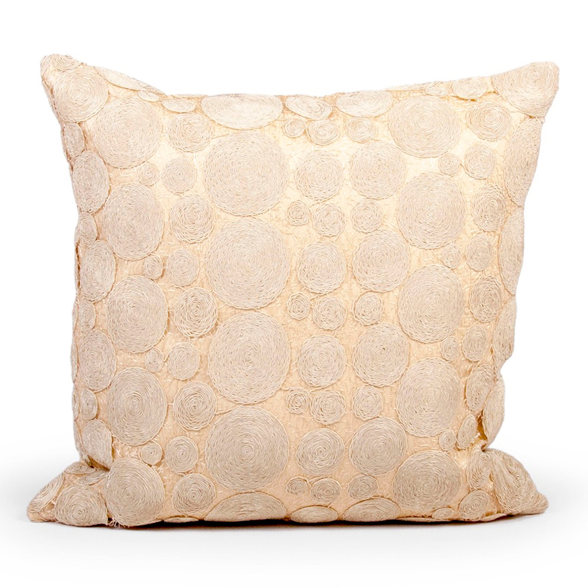 Champagne Bessie Cushion