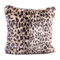 Leopard Pure Luxury Cushion