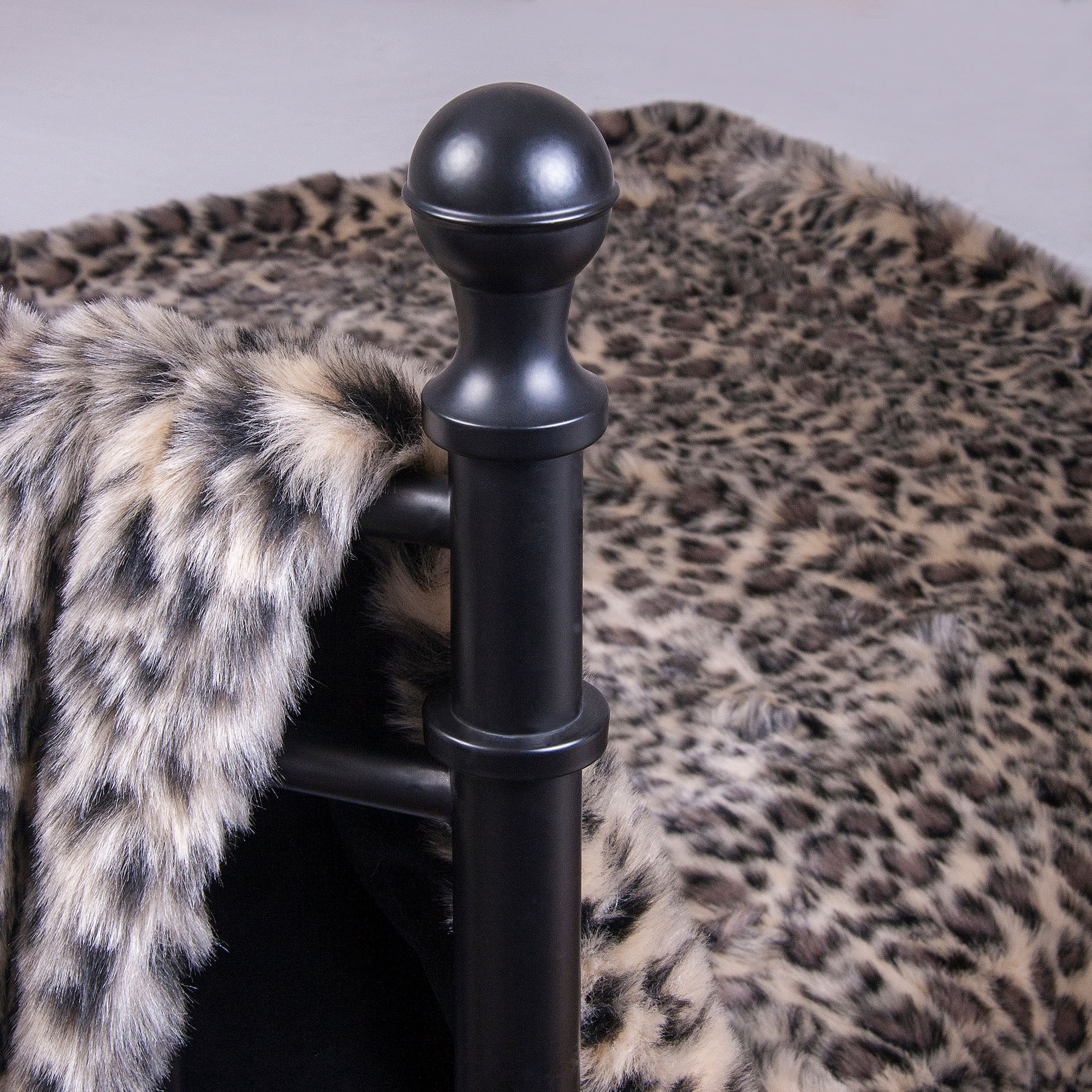 Leopard Pure Luxury Throw