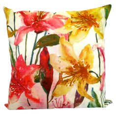 Gigli Print Cushion