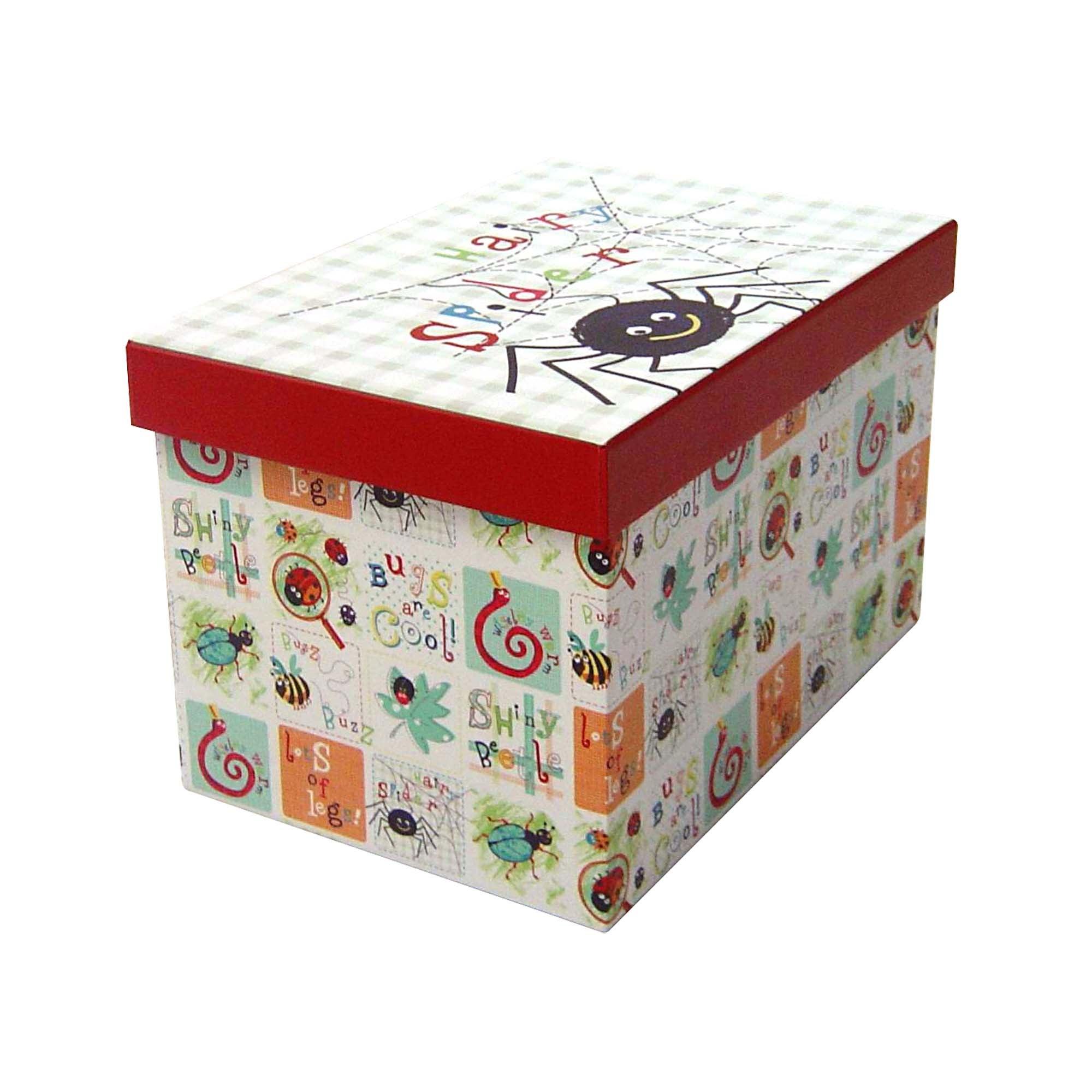 Bugs Storage Box