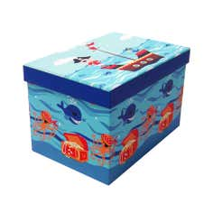 Kids Jolly Pirates Storage Box