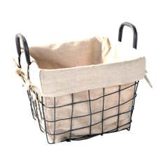 Square Wire Storage Basket
