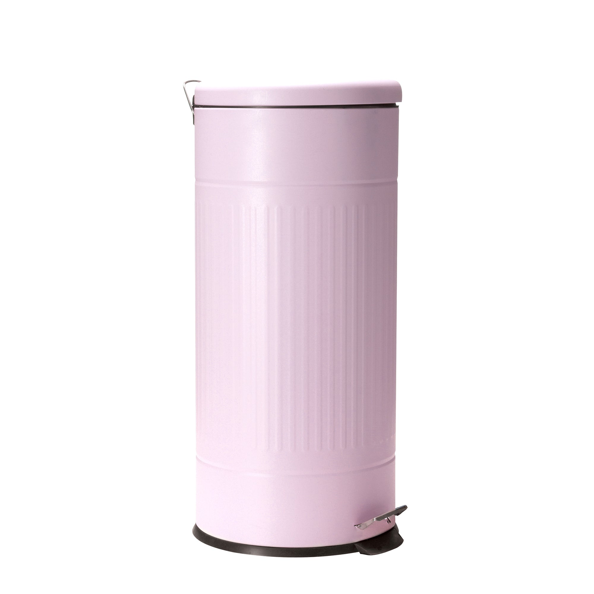 Pink Candy Rose Collection 30 Litre Pedal Bin