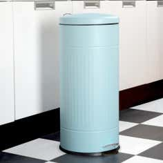 Mint Candy Rose Collection 30 Litre Pedal Bin