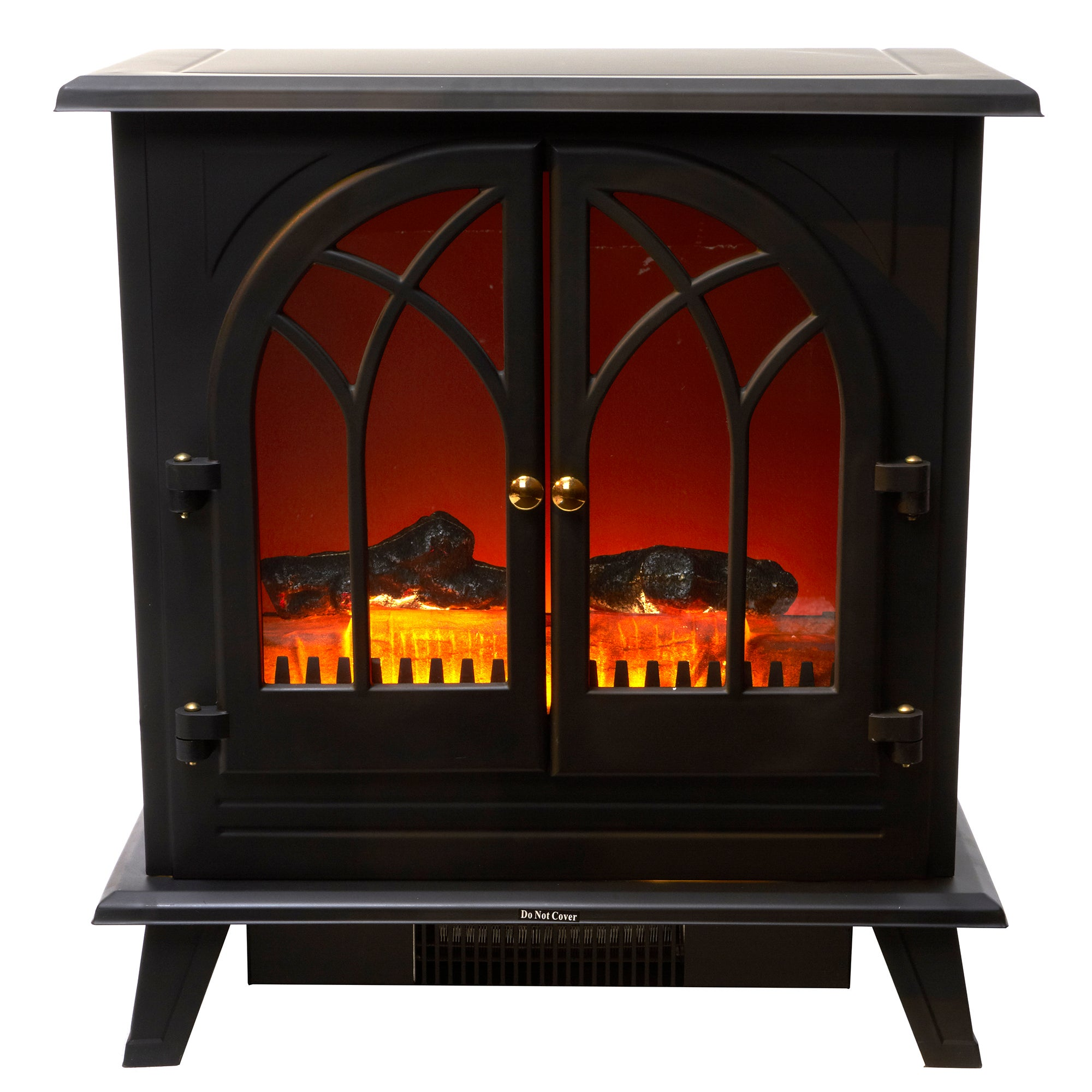 Large Free Standing Fireplace