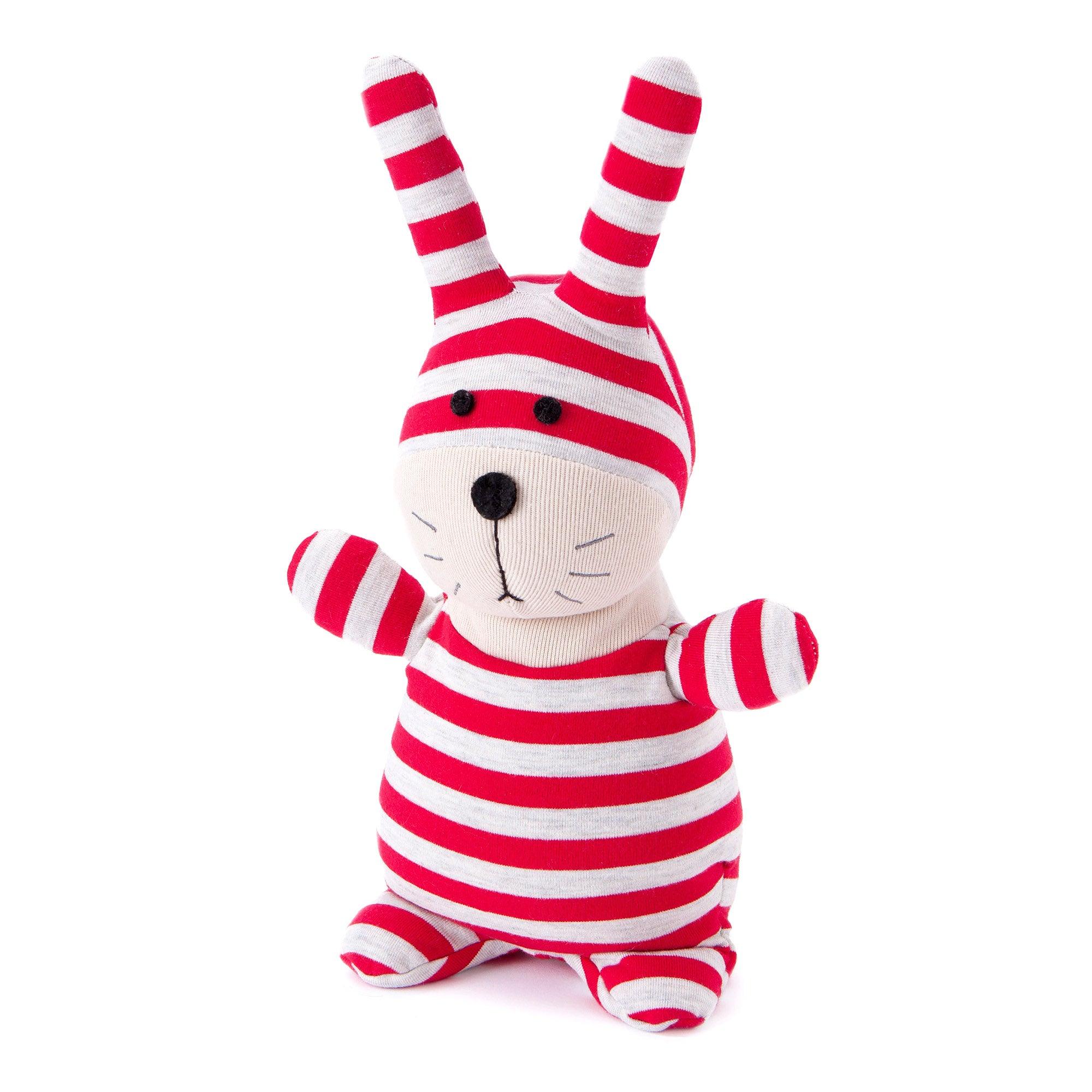 Kids Socky Dolls Microwavable Bunny