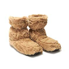 Cosy Microwaveable Plush Boots
