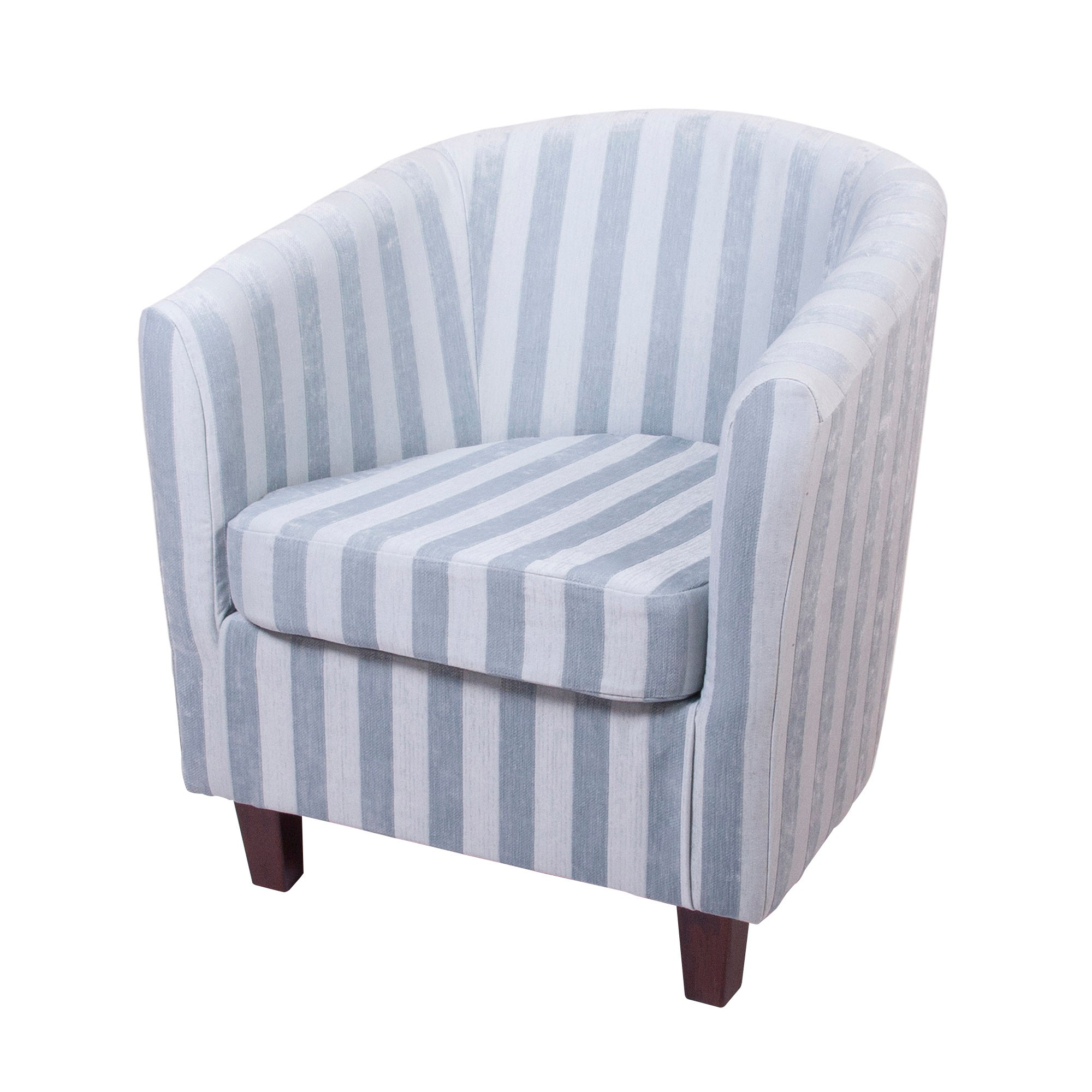 Mayfair Stripe Tub Chair