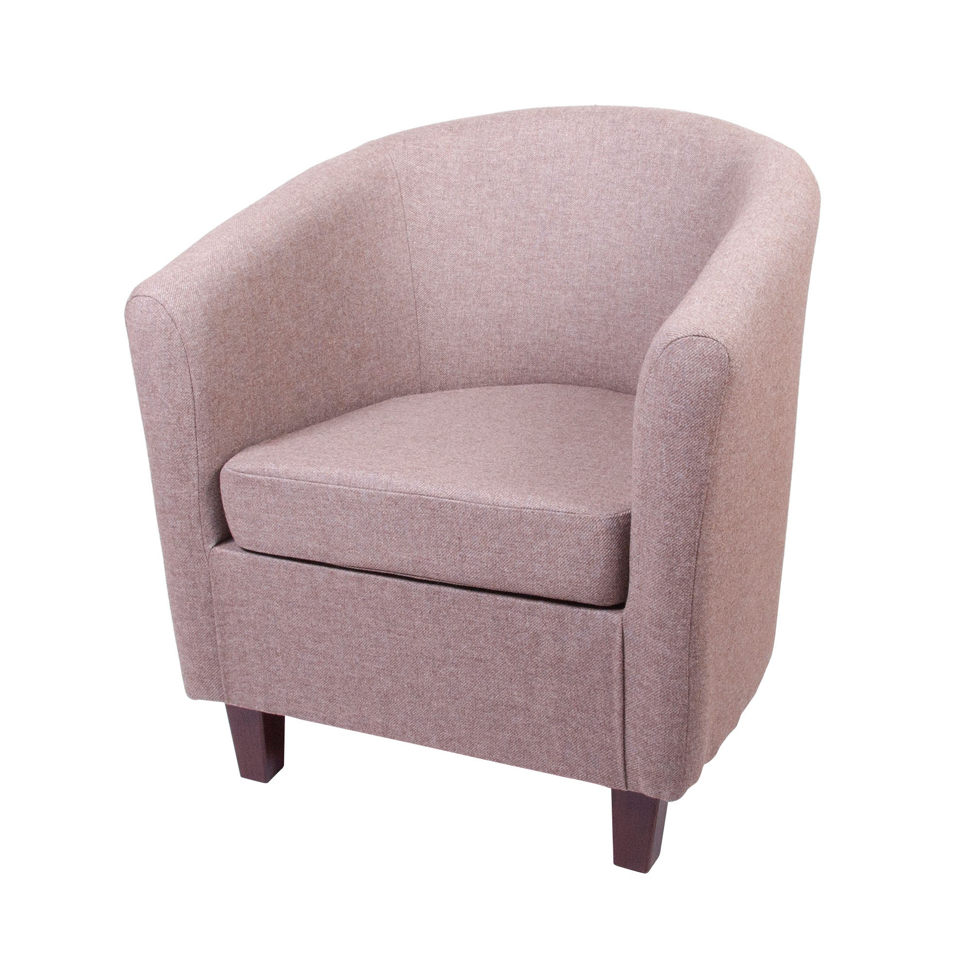Wool Tub Chair